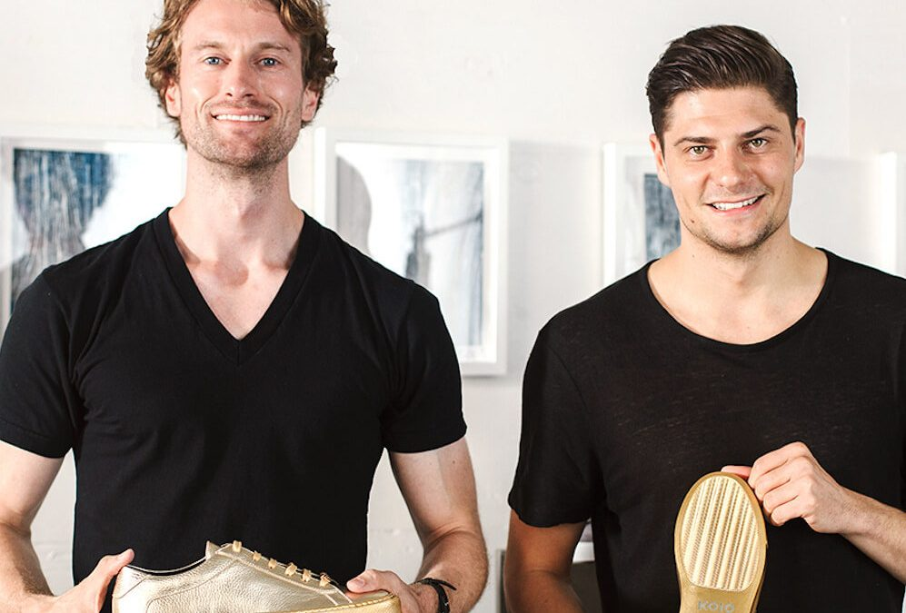 KOIO: Acton Capital leads Series A in DTC luxury sneaker brand from NYC