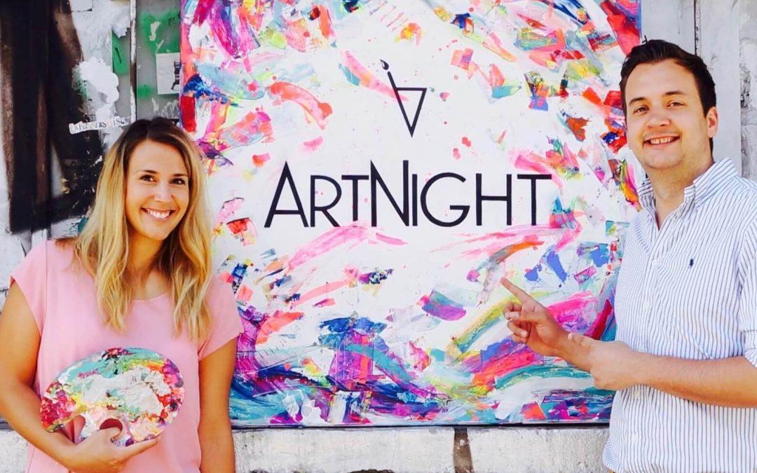 Edutainment-Plattform ArtNight schließt Series A Finanzierungsrunde ab