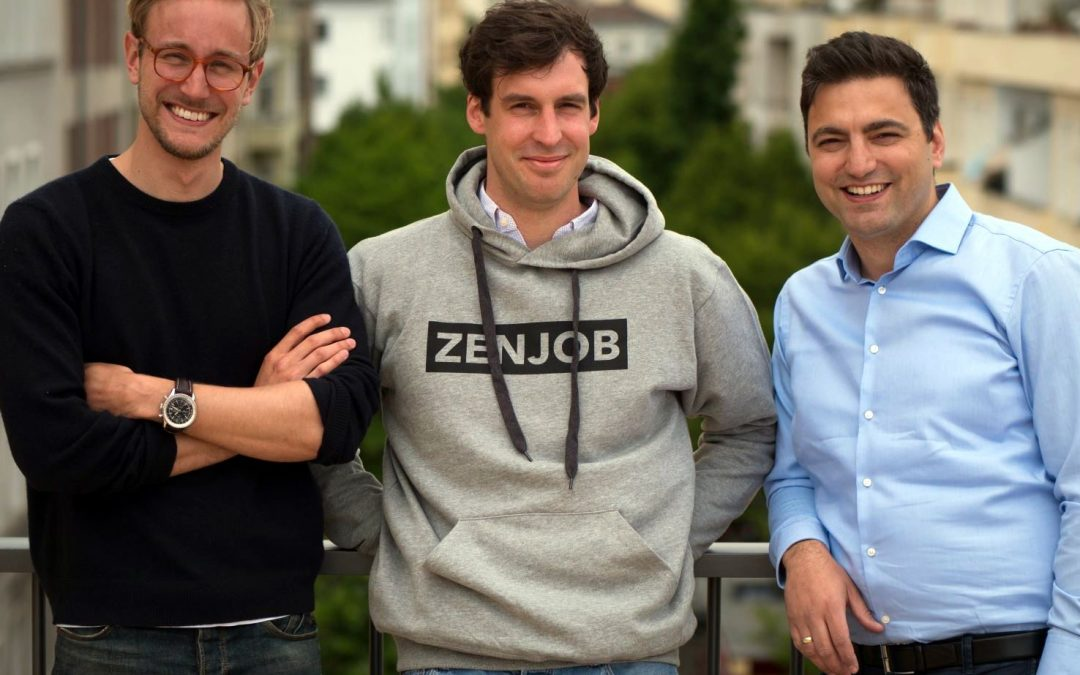 Zenjob closes Series A led by Acton Capital – Berlin-based staffing platform matches well-paid jobs with student workforce