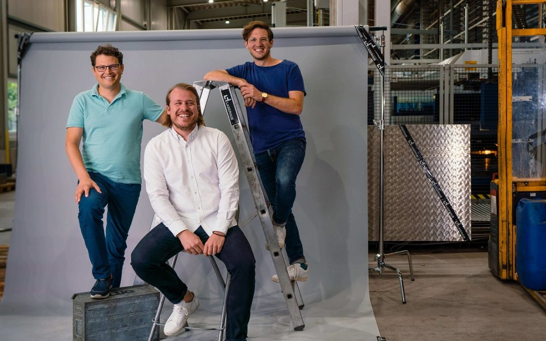 Boost for Europe's Industry 4.0 – Acton Capital leads Series A for Laserhub
