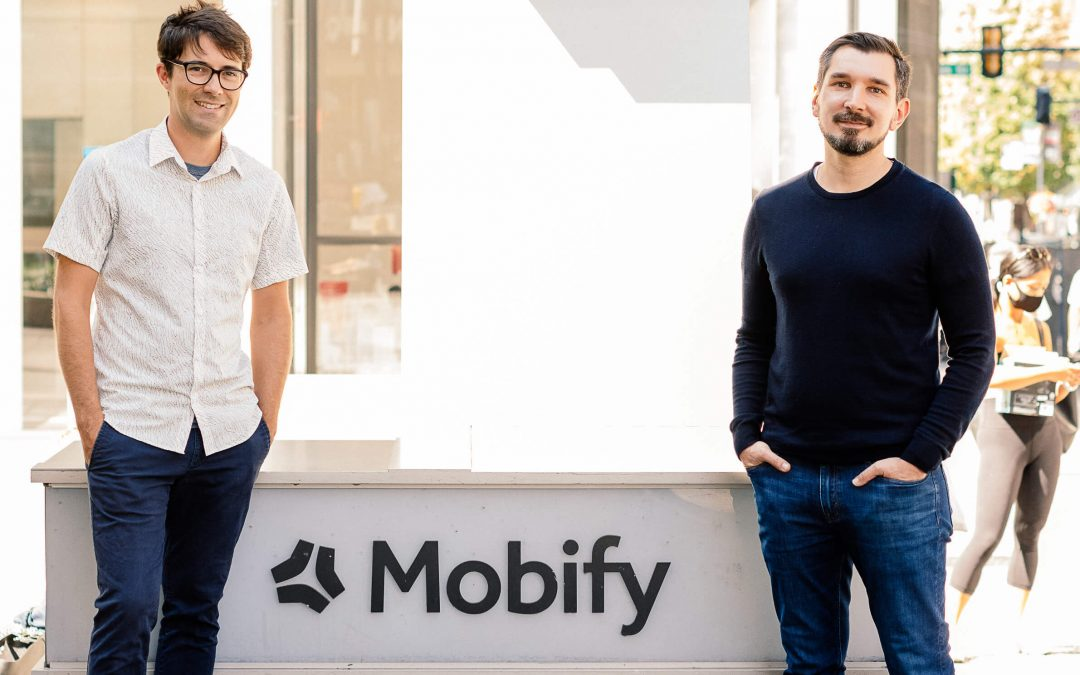 Exit: Salesforce to acquire Canadian tech company Mobify