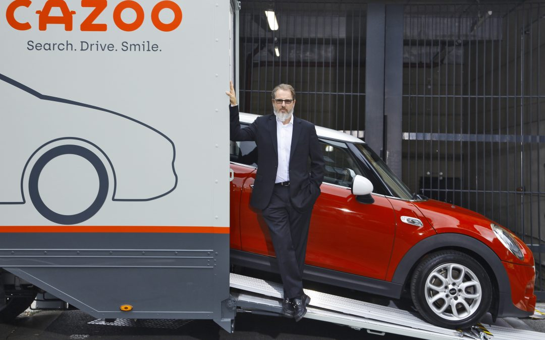 Cazoo acquires Cluno, Germany's leading car subscription service as it expands into Europe